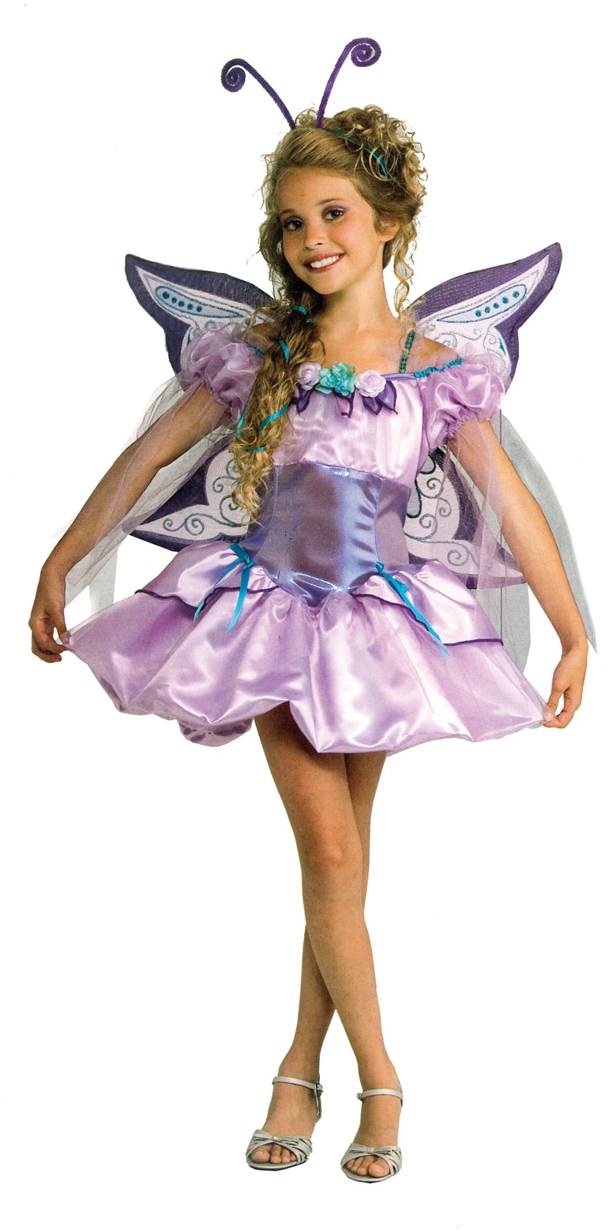 Disfraz de mariposa para niñas - Imagui