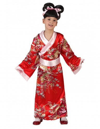 Disfraz de china para ni�a