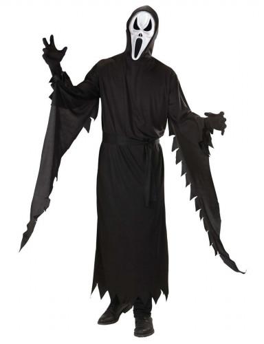 Disfraz de fantasma asesino