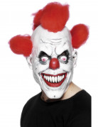 M�scara terror�fica de payaso para adulto ideal para Halloween
