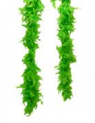 Boa verde fluorescente para adulto, ideal para Saint Patrick.
