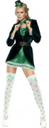 Disfraz de irlandesa sexy ideal para Saint Patrick
