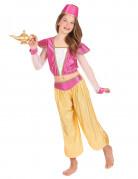 Disfraz de princesa oriental de lujo para ni�a