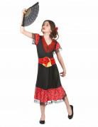 Disfraz de bailaora flamenca para ni�a