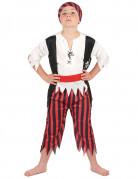 Disfraz de pirata para ni�o