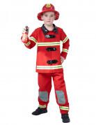 Disfraz de bombero para ni�o