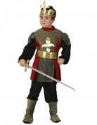Disfraz de caballero medieval para ni�o
