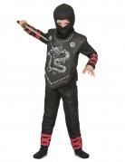 Disfraz de ninja dragon para ni�o