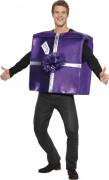 También te gustará : Disfraz de regalo violeta para adulto