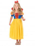 Disfraz de princesita de cuento de hadas para ni�a