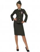 También te gustará : Disfraz de oficial militar para mujer