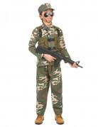 Disfraz de soldado para ni�o
