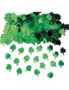 Confetis tr�bol para Saint Patrick