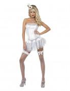 También te gustará : Disfraz Sexy Mam� Noel blanco para mujer