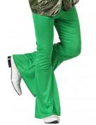 Pantal�n disco verde