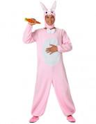 También te gustará : Disfraz de conejo blanco y rosa adulto