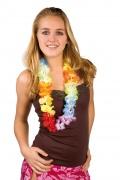 Collar hawaiano de bienvenida