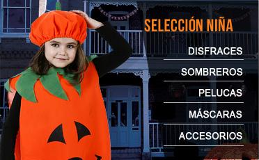 Selecci�n Ni�a Halloween