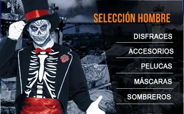 Selecci�n Hombre Halloween