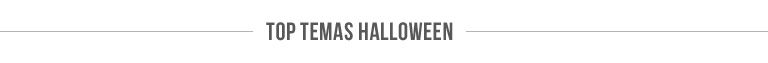Top temas Halloween